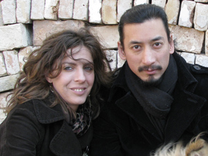 Michio & Alicia Carrasco