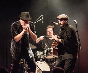 Dave Goodman Band featuring Steve Baker & Oliver Spanuth