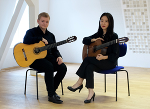 Gitarrenduo Gain Lee & Eugen Treichel